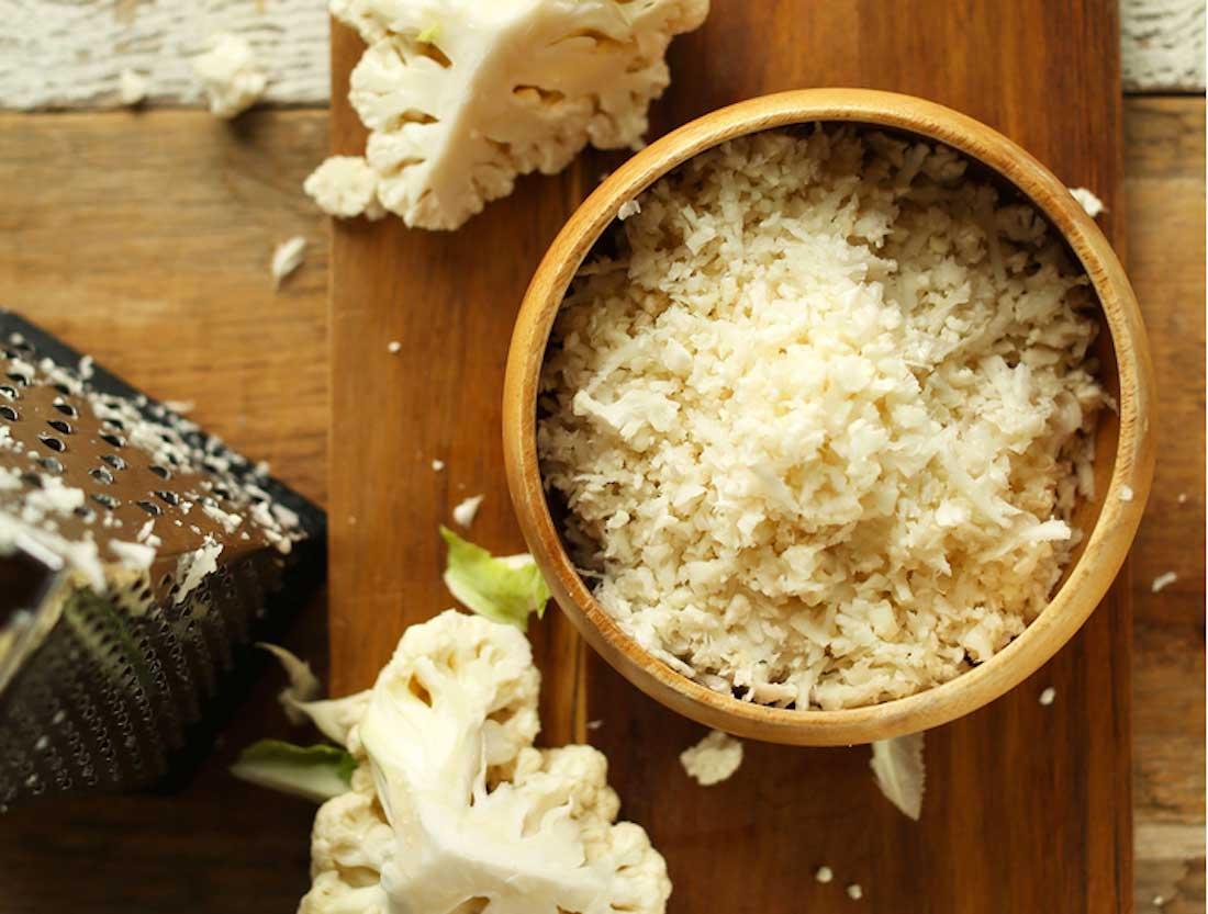 Recipes-to-improve-heart-health-Cauliflower-Rice