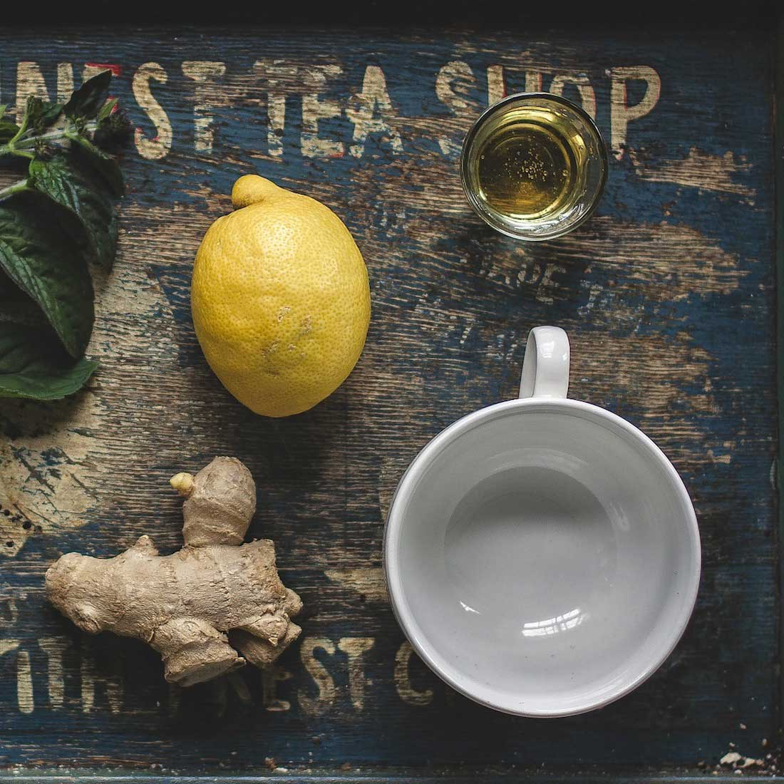 How to Make Fresh Ginger Tea at Home