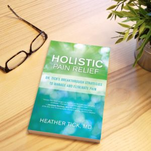Holistic Pain Relief - Book