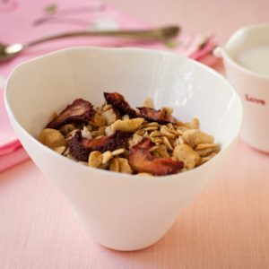Quick and Easy Gluten Free Granola Recipe