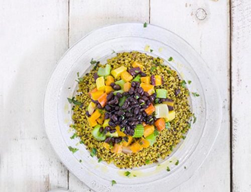 Migraine-Friendly Roasted Veggie Quinoa Casserole Recipe