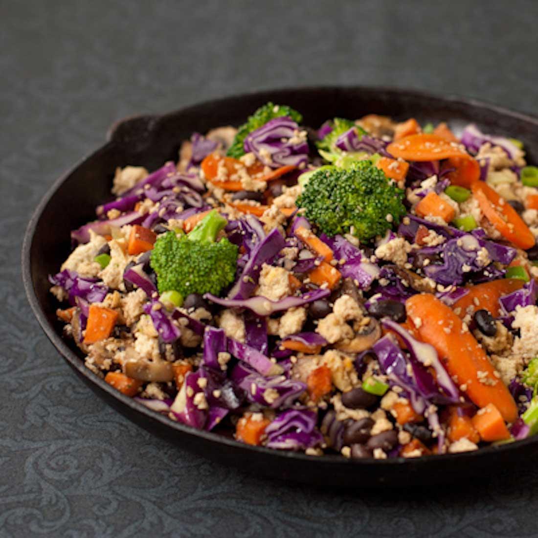 Tasty Vegan Breakfast Hash Recipe Dr Heather Tick Md